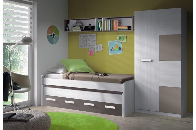 Estantería dormitorio Juvenil | Tiendas Anticrisis