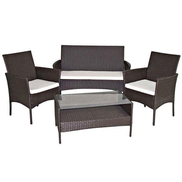 Chollos y la mejor oferta en muebles y equipamiento para for Sillones de terraza baratos