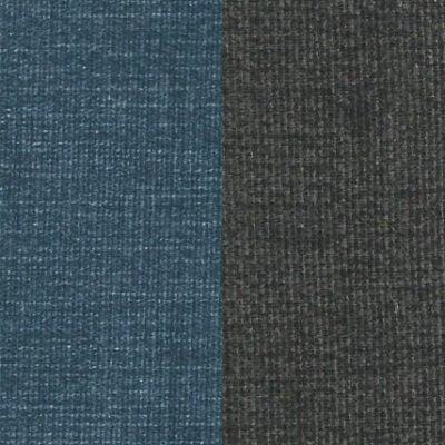 Blat Azul Marino-Negro