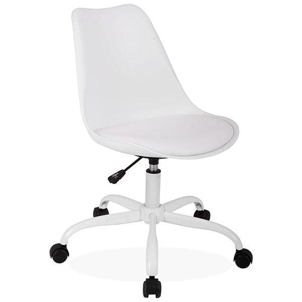 silla nordica oficina con ruedas