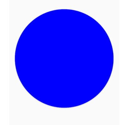 Lampara LC-0533 Azul