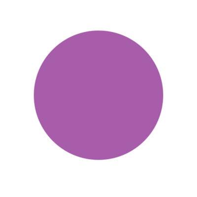 Reloj Disco Púrpura