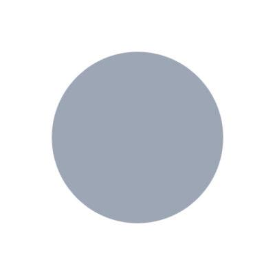 Cubo Metal Azul