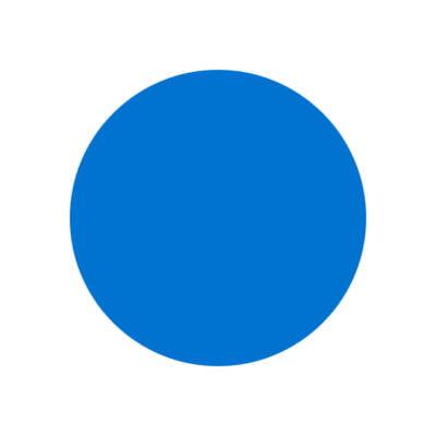 Fiambrera Azul
