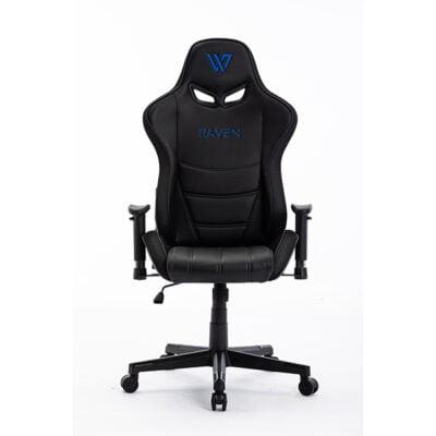 Silla Gaming Raven Azul
