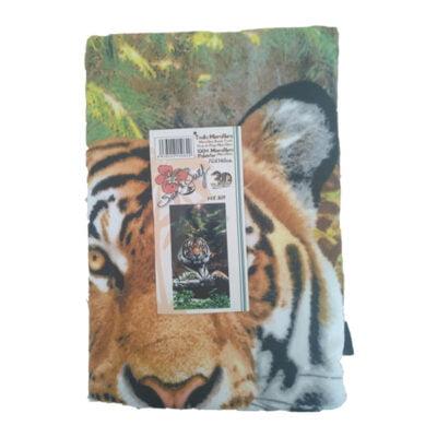 Toalla microfibra tigre