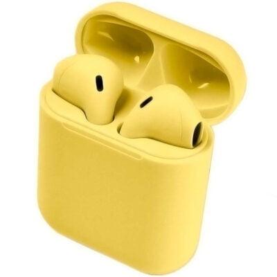 Auriculares Amarillos