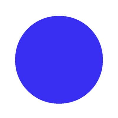 Zapatero doble Azul